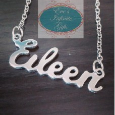 Custom Stainless Steel Name Necklace