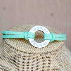 Stainless Steel Inspire Bracelet