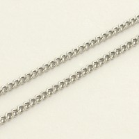 Custom 1.5mm  Curb Link chain Medium to Large Belly Chain
