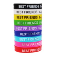ETHAN Black Best Friend Bracelet