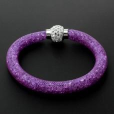 ETHAN Sparkledust Mesh Wrap Bracelet