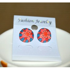 Polimer  Clay Earrings