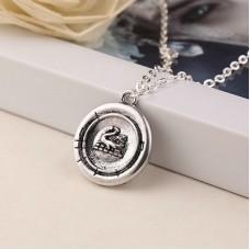 Swan Movie Necklace