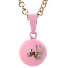 Plated Pregnancy Harmony Necklace