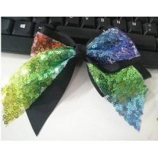ETHAN Kids Glitter Bow Hair Clip
