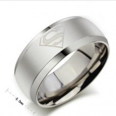 Titanium Steel Mens Super ring #12