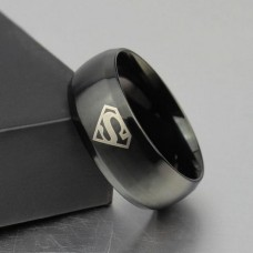 Titanium Steel Mens Super ring #10