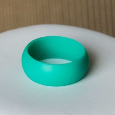 Silicone UNISEX Ring #9 Mint