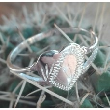 S925 Sterling Silver Maiden Ring #6