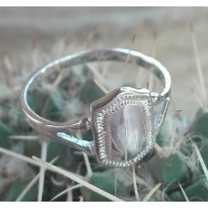 S925 Sterling Silver Maiden Ring #6.5