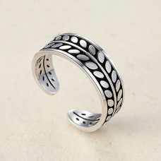 S925 Sterling Silver Toe Ring #5