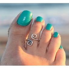 Alloy Toe Ring