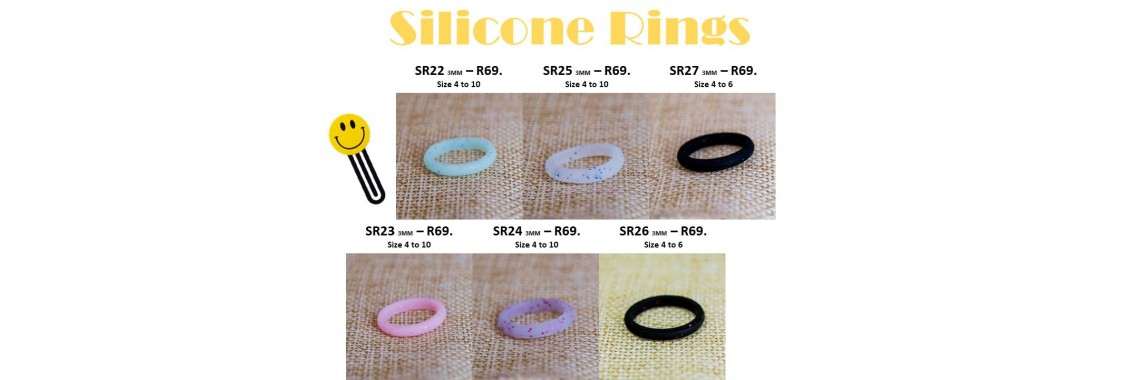 Silicone Rings1