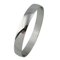 Stainless Steel Ladies 12mm Bangle