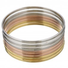 Stainless Steel Kids GOLD 3mm Bangle