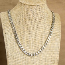 Stainless Steel Mens Necklace