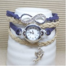 Infinity Diamond Infinite & Cupid Watch
