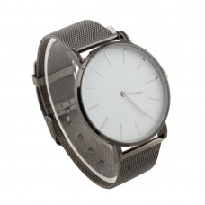 Classical Stainless Steel Watch - Silver