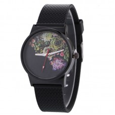 Desert Bouquet Silicone Watch