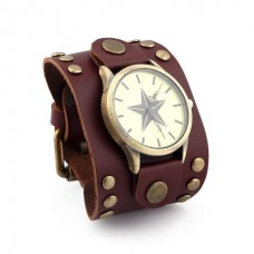Unisex Leather  Watch