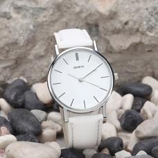Unisex PU Leather Watch